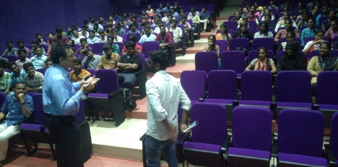 Expert Lecture on civil engineering