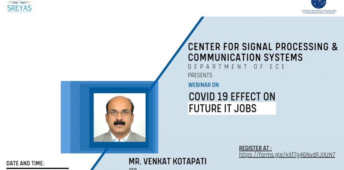 COVID 19 effect on future IT Jobs