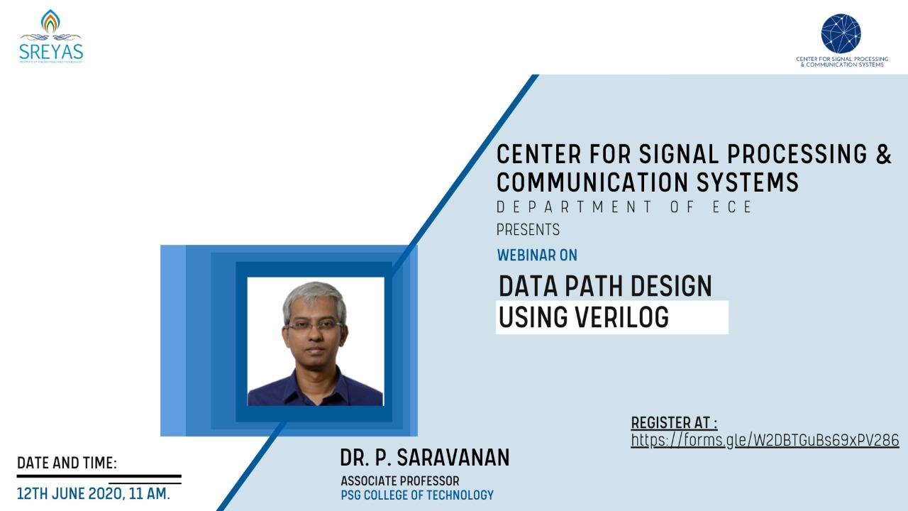 Datapath Design using Verilog
