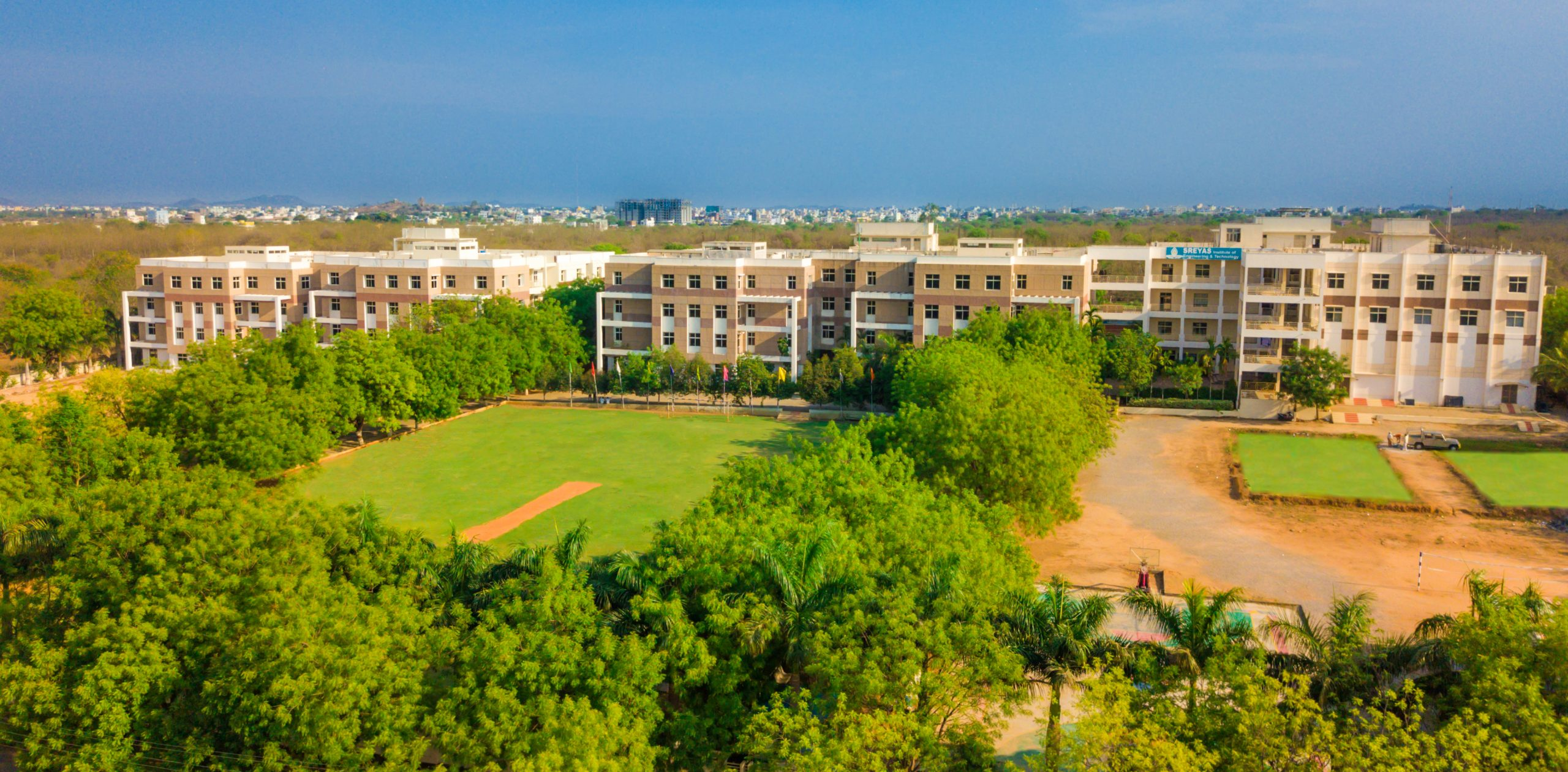 sreyas campus