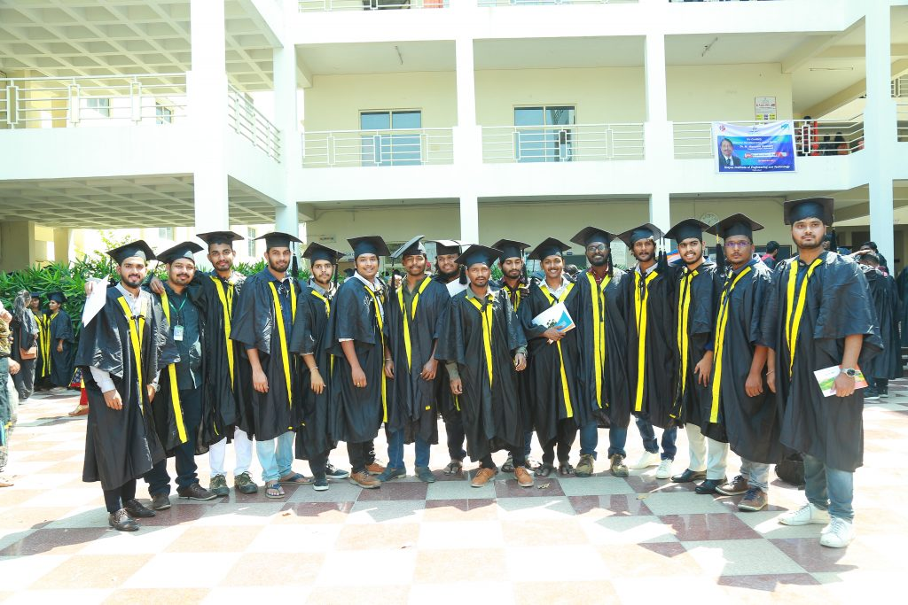 6th Graduation Day on 6th March, 2021