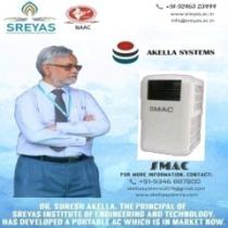 sreyas mech department